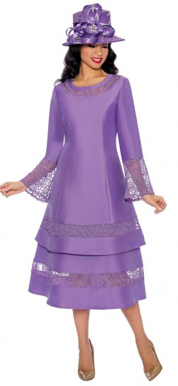 giovanna, d1343, violet dress