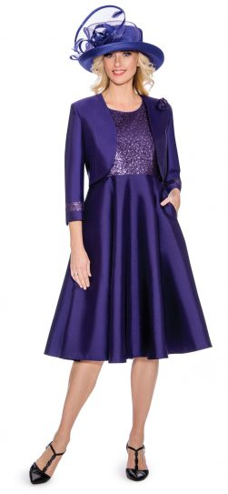 giovanna, purple dress, d1503