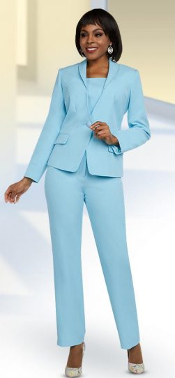 benmarc executive, style 11646, easter blue, size 8-20