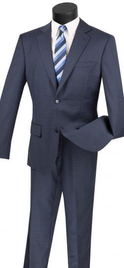 vinci, mens suit, navy mens suit, 2wwp-1