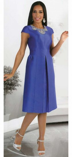 chancele, 9498, blue summer dress