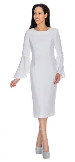 dress by Nubiano, dn3781, white dress