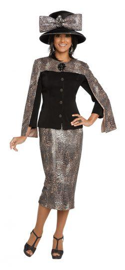 donnavinci, 5658, dressy skirt suit