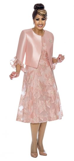 dorinda clark-cole, dcc1962, pink jacket dress