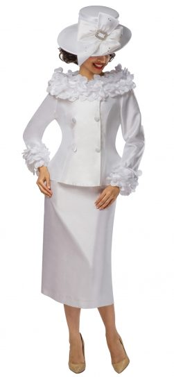 giovanna, g1103, white church suit