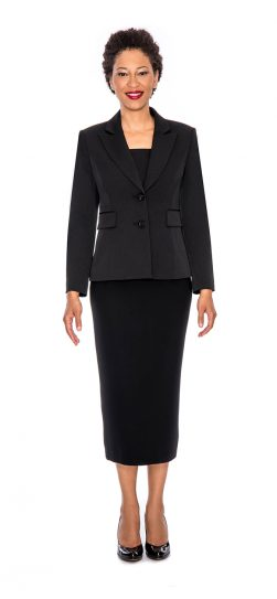 giovanna, black usher suit, 0710