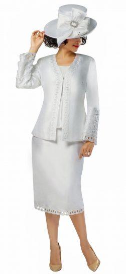 giovanna, g1106, dressy white church suit