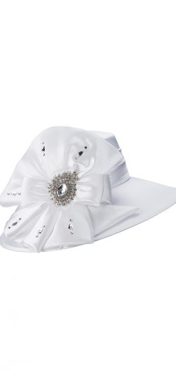 giovanna, hg1108, white church hat