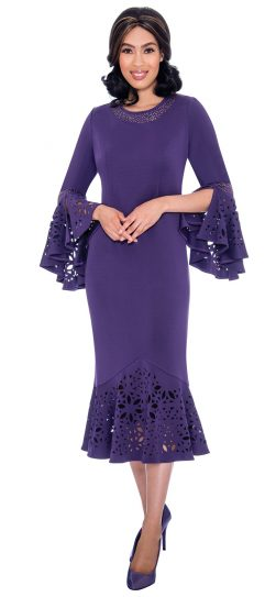 Nubiano, purple dress, dressy purple dress, dn2761