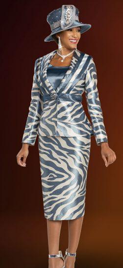 benmarc, brocade skirt suit, 48260