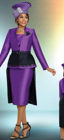 benmarc, 48263, purple church suit