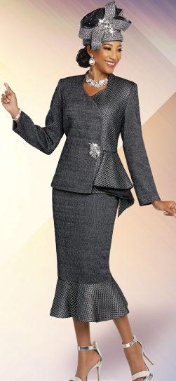 benmarc, grey church suit, 48264