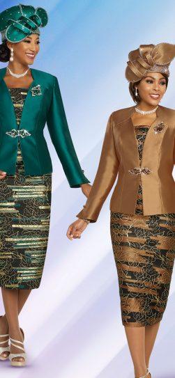 benmarc, 48266, mocha skirt suit