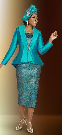 benmarc, 48278, jade skirt suit