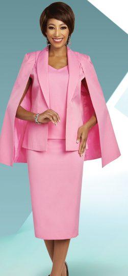 benmarc executive,11803, pink skirt suit