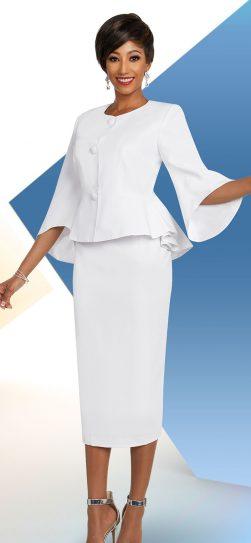 benmarc executive, 11808,white church suit