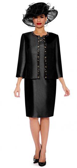 giovanna, 0901, black jacket dress