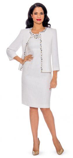giovanna, 0901, white jacket dress