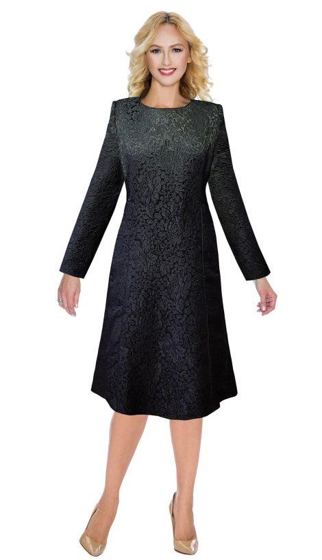 giovanna,d1519, black 1 piece dress
