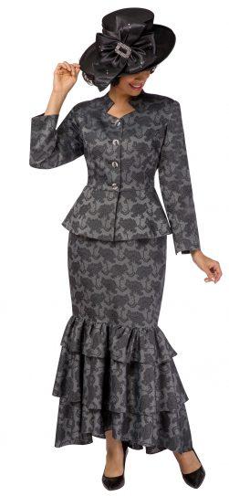 giovanna, g1101, dressy black church suit
