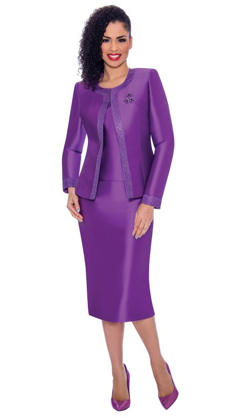 terramina, 7637, dressy purple church suit