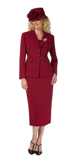 giovanna, 0710, burgundy usher suit