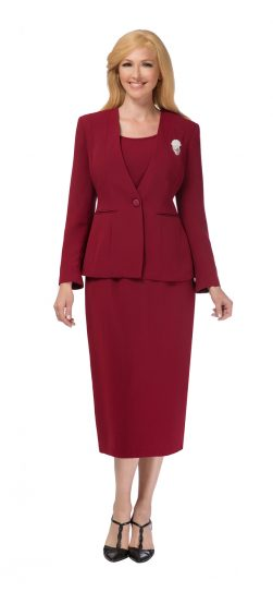 giovanna, 0825, burgundy skirt suit, burgundy usher suit