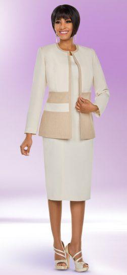 benmarc executive, 11795, wheat jacket dress