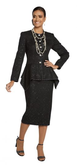 Donnavinci, 5652,first lady skirt suit