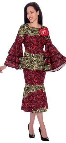 dress by Nubiano, dn2711,
