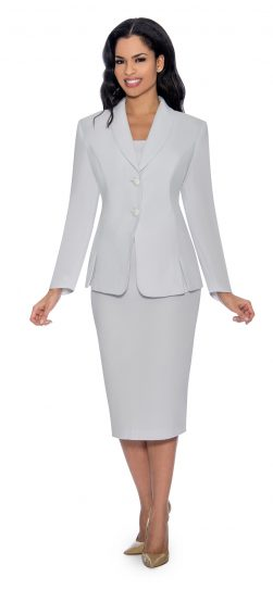 Giovanna, 0826, white skirt suit, white usher suit