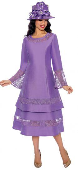 giovanna, d1343, violet dress