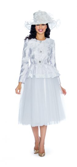 giovanna, g1080, pure white church suit, white skirt suit, plus size white skirt suit