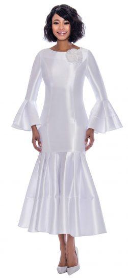 terramina, 7764, long white dress, one piece white dress
