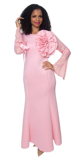 diana, 1054, pink gown