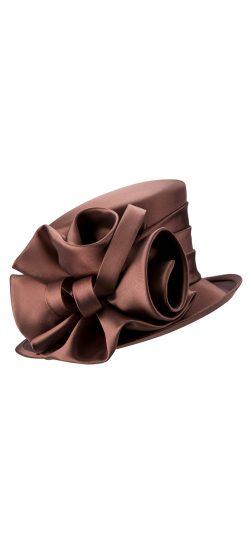 giovanna, hg1085, chocolate church hat