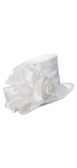 giovanna, hg1085, white church hat