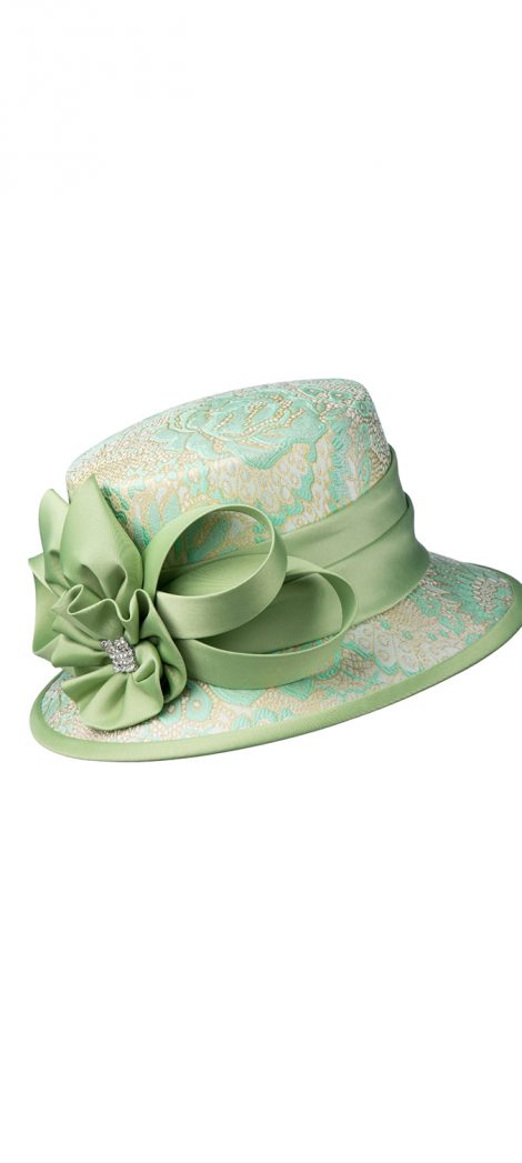 giovanna, hg1102, mint church hat