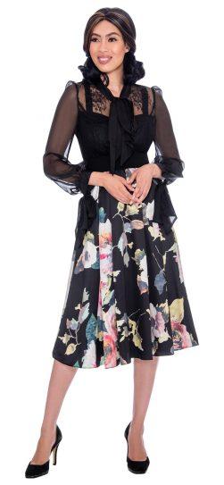 dressy dress nu Nubiano, dn2731, dressy black one piece dress