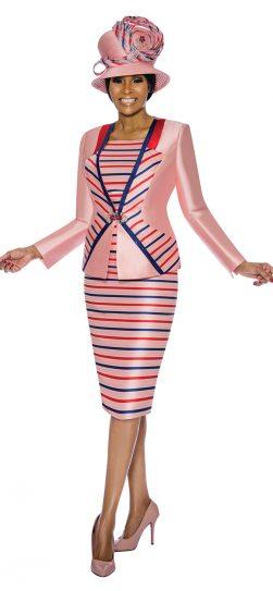 susanna, style 3896, peach, sizes 10-26