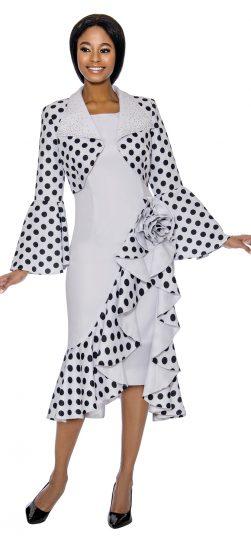 susanna, black-white dress, 3904, sizes 10-20