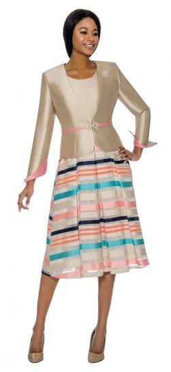 terramina, skirt suit, 7733