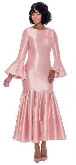 terramina, 7764, rose dress