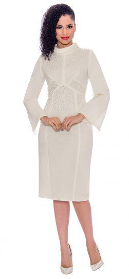 terramina, 7776, ivory dressy dress