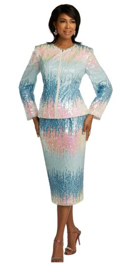 donnavinci, 5696, stunning church suit