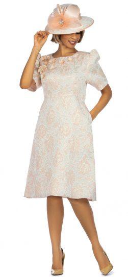 giovanna, d1524, pink short sleeve dress