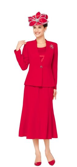 Nina Massini, Style 1218S, Red, White, Black, Ivory, Purple, Brown, Jade