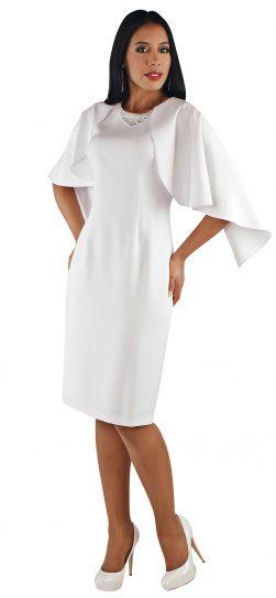 chancele,9529, cape dress