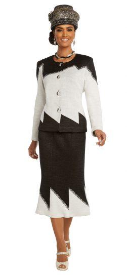 donnavinci, 13286, knit suit