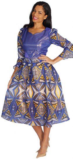 diana, 8542, blue dress